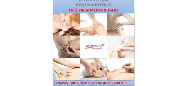 treatments at swissphysio