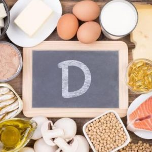 Vit D rich food physiotherapy